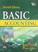 Basic Accounting price comparison at Flipkart, Amazon, Crossword, Uread, Bookadda, Landmark, Homeshop18