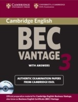 Cambridge BEC Vantage 3 Self Study Pack Pap/Com Edition price comparison at Flipkart, Amazon, Crossword, Uread, Bookadda, Landmark, Homeshop18