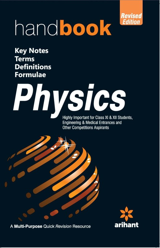 Handbook of Physics Single Edition(English, Paperback, Keshav M Agarwal)