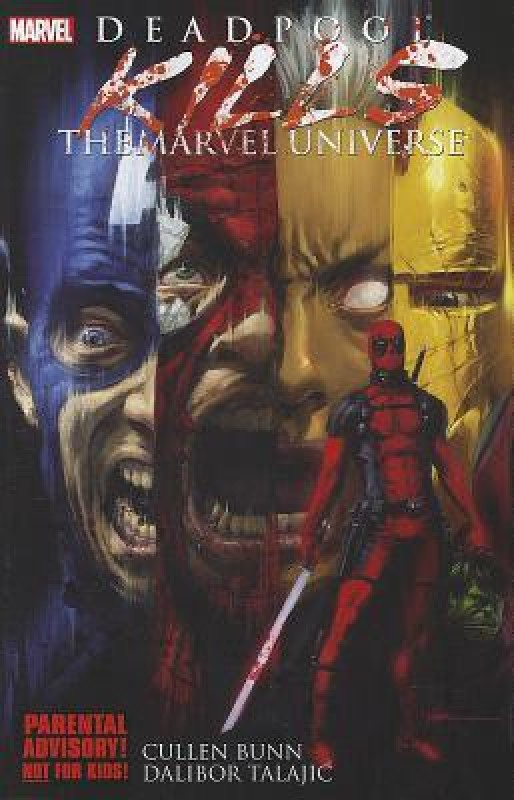 Deadpool Kills the Marvel Universe(Paperback)