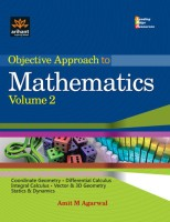 Objective Approach To Mathematics (Volume - 2) 1st Edition price comparison at Flipkart, Amazon, Crossword, Uread, Bookadda, Landmark, Homeshop18