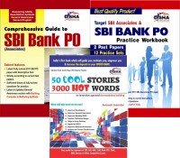SBI & Associates Bank PO Exam Simplified: Concepts + Exercises + Solved Papers + 12 Practice Sets + essay/article writing price comparison at Flipkart, Amazon, Crossword, Uread, Bookadda, Landmark, Homeshop18