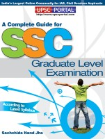 A Complete Guide for SSC Graduate Level Examination 1st Edition price comparison at Flipkart, Amazon, Crossword, Uread, Bookadda, Landmark, Homeshop18