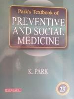 Park Textbook of Preventive and Social Medicine 23rd edition (park psm) (English) price comparison at Flipkart, Amazon, Crossword, Uread, Bookadda, Landmark, Homeshop18