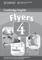 Cambridge Young Learners English Tests Flyers 4 Answer Booklet Second edition Edition price comparison at Flipkart, Amazon, Crossword, Uread, Bookadda, Landmark, Homeshop18