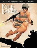 Modern Masters: Kyle Baker v. 20 (Modern Masters (TwoMorrows Publishing))