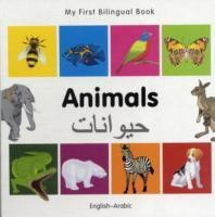 My First Bilingual Book-Animals (English-Arabic)
