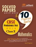 10 Practice Tests for CBSE Proficiency Test 2014 - Class 10 : Solved Paper 2013 - 2012 1st Edition price comparison at Flipkart, Amazon, Crossword, Uread, Bookadda, Landmark, Homeshop18