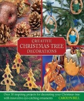 Creative Christmas Tree Decorations: Over 30 Inspiring Projects for Decorating Your Christmas Tree with Innovative Eye-Catching Ornaments(English, Har best price on Flipkart @ Rs. 668
