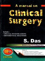 A Manual On Clinical Surgery 10 Edition price comparison at Flipkart, Amazon, Crossword, Uread, Bookadda, Landmark, Homeshop18