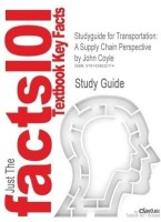 Studyguide for Transportation: A Supply Chain Perspective by Coyle, John, ISBN 9780324789195 price comparison at Flipkart, Amazon, Crossword, Uread, Bookadda, Landmark, Homeshop18