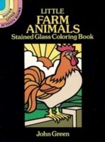 Little Farm Animals Stained Glass Coloring Book price comparison at Flipkart, Amazon, Crossword, Uread, Bookadda, Landmark, Homeshop18