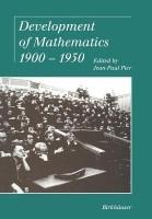 Development of Mathematics 1900 1950 price comparison at Flipkart, Amazon, Crossword, Uread, Bookadda, Landmark, Homeshop18