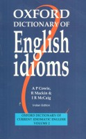 Oxford Dictionary Of English Idioms 1st  Edition price comparison at Flipkart, Amazon, Crossword, Uread, Bookadda, Landmark, Homeshop18
