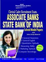 Associate Banks of State Banks of India for Clerical Cadre Recruitment Exam price comparison at Flipkart, Amazon, Crossword, Uread, Bookadda, Landmark, Homeshop18
