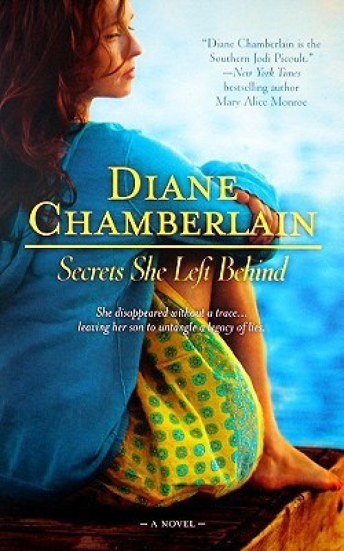 Secrets She Left Behind(English, Paperback, Diane Chamberlain)