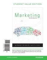 Marketing: An Introduction, Student Value Edition price comparison at Flipkart, Amazon, Crossword, Uread, Bookadda, Landmark, Homeshop18