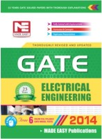 GATE Electrical Engineering - 2014 price comparison at Flipkart, Amazon, Crossword, Uread, Bookadda, Landmark, Homeshop18