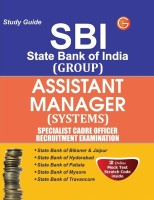 SBI State Bank of India Group: Assistant Manager Systems Specialist Cadre Officer Recruitment Examination Study Guide price comparison at Flipkart, Amazon, Crossword, Uread, Bookadda, Landmark, Homeshop18