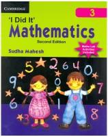 I Did It Mathematics 3 price comparison at Flipkart, Amazon, Crossword, Uread, Bookadda, Landmark, Homeshop18