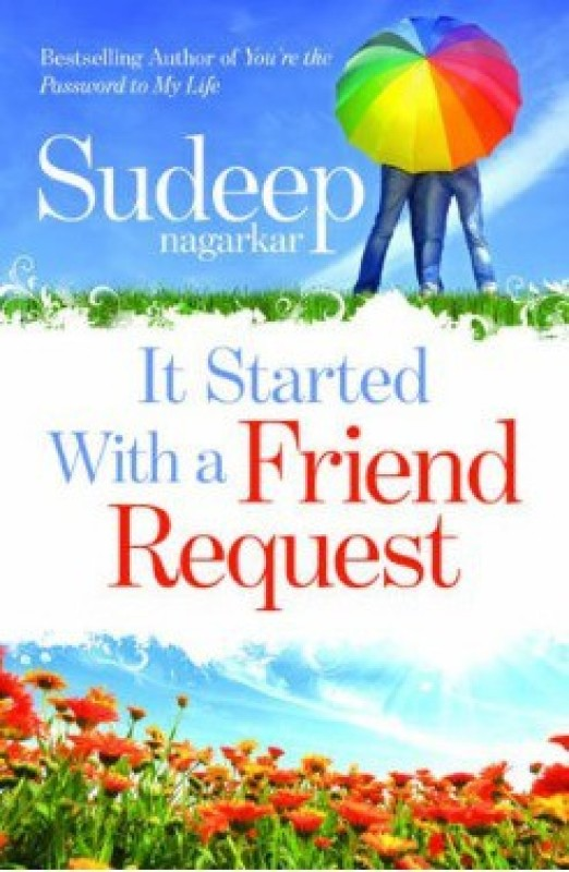 It Started with a Friend Request(English, Paperback, Sudeep Nagarkar)