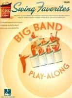 SWING FAVORITES BIG BAND PLAY-ALONG VOL. 1 TRUMPET BK/CD (Hal Leonard Big Band Play-Along)