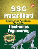 SSC Staff Selection Commission Prasar Bharti Engineering Assistant/ Technician Electronics Engineering price comparison at Flipkart, Amazon, Crossword, Uread, Bookadda, Landmark, Homeshop18