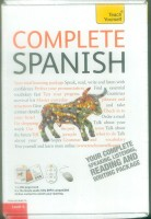 Complete Spanish : Teach Yourself (Mixed media product) (With CD) : Teach Yourself
