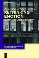 Rethinking Emotion: Interiority and Exteriority in Premodern, Modern and Contemporary Thought price comparison at Flipkart, Amazon, Crossword, Uread, Bookadda, Landmark, Homeshop18