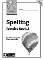 FOCUS ON SPELLING PRACTICE BOOK 2 best price on Flipkart @ Rs. 349