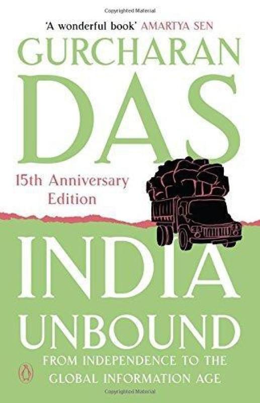 India Unbound (PB)(English, Paperback, Gurcharan, Das)