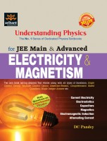 Understanding Physics for JEE Main & Advanced Electricity & Magnetism price comparison at Flipkart, Amazon, Crossword, Uread, Bookadda, Landmark, Homeshop18