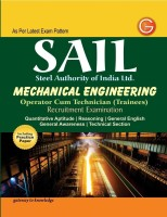 SAIL Steel Authority of India Limited Mechanical Engineering : Operator Cum Technician (Trainees) Recruitment Examination (English) 2nd  Edition price comparison at Flipkart, Amazon, Crossword, Uread, Bookadda, Landmark, Homeshop18
