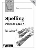 FOCUS ON SPELLING PRACTICE BOOK 4 best price on Flipkart @ Rs. 349
