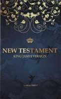New Testament-KJV-Large Print price comparison at Flipkart, Amazon, Crossword, Uread, Bookadda, Landmark, Homeshop18