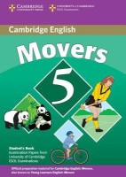 Cambridge Young Learners English Tests Movers 5 Student Book Student ed Edition price comparison at Flipkart, Amazon, Crossword, Uread, Bookadda, Landmark, Homeshop18