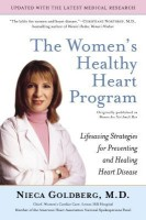 The Women's Healthy Heart Program: Lifesaving Strategies for Preventing and Healing Heart Disease(English, Paperback, Nieca Goldberg) best price on Flipkart @ Rs. 1609
