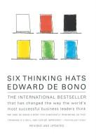 Six Thinking Hats price comparison at Flipkart, Amazon, Crossword, Uread, Bookadda, Landmark, Homeshop18
