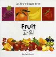 My First Bilingual Book-Fruit (English-Korean)