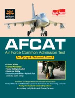 AFCAT Air Force Common Admission Test for Flying & Technical Branch price comparison at Flipkart, Amazon, Crossword, Uread, Bookadda, Landmark, Homeshop18