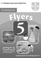 Cambridge Young Learners English Tests Flyers 5 Answer Booklet 1 Ans Edition price comparison at Flipkart, Amazon, Crossword, Uread, Bookadda, Landmark, Homeshop18