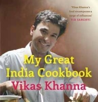 My Great India Cookbook price comparison at Flipkart, Amazon, Crossword, Uread, Bookadda, Landmark, Homeshop18