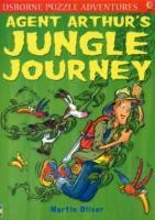 Usborne Puzzle Adventures: Agent Arthur's Jungle Journey price comparison at Flipkart, Amazon, Crossword, Uread, Bookadda, Landmark, Homeshop18