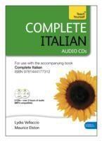 Complete Italian (Learn Italian with Teach Yourself)(Hardcover, Clelia Boscolo)