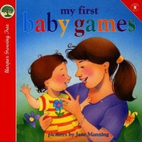 My First Baby Games (Harper Growing Tree)(English, Board Books, Public Domain, Jane Manning) best price on Flipkart @ Rs. 490