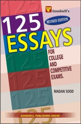 essay writing books for competitive exams exams essay
