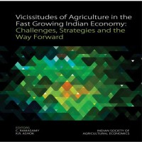 Vicissitudes of Agriculture in the Fast Growing Indian Economy: Challenges, Strategies and the Way Forward(English, Hardcover, C Ramasamy, K R Ashok) best price on Flipkart @ Rs. 1475