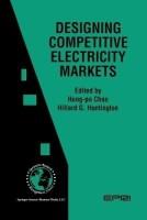 Designing Competitive Electricity Markets price comparison at Flipkart, Amazon, Crossword, Uread, Bookadda, Landmark, Homeshop18