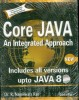 Core JAVA An Integrated Appro...
