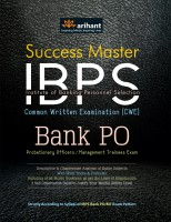 Success Master IBPS Institute of Banking Personnel Selections CWE Common Written Examination Bank PO Probationary Officers / Management Trainees Exam price comparison at Flipkart, Amazon, Crossword, Uread, Bookadda, Landmark, Homeshop18
